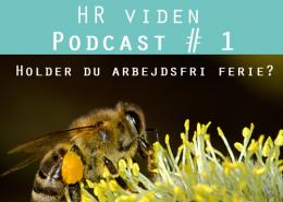 HR viden Podcast nr 1