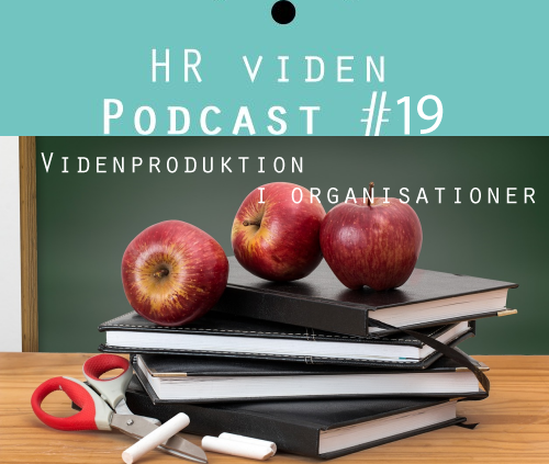 Podcast 19 Videnproduktion i organisationer